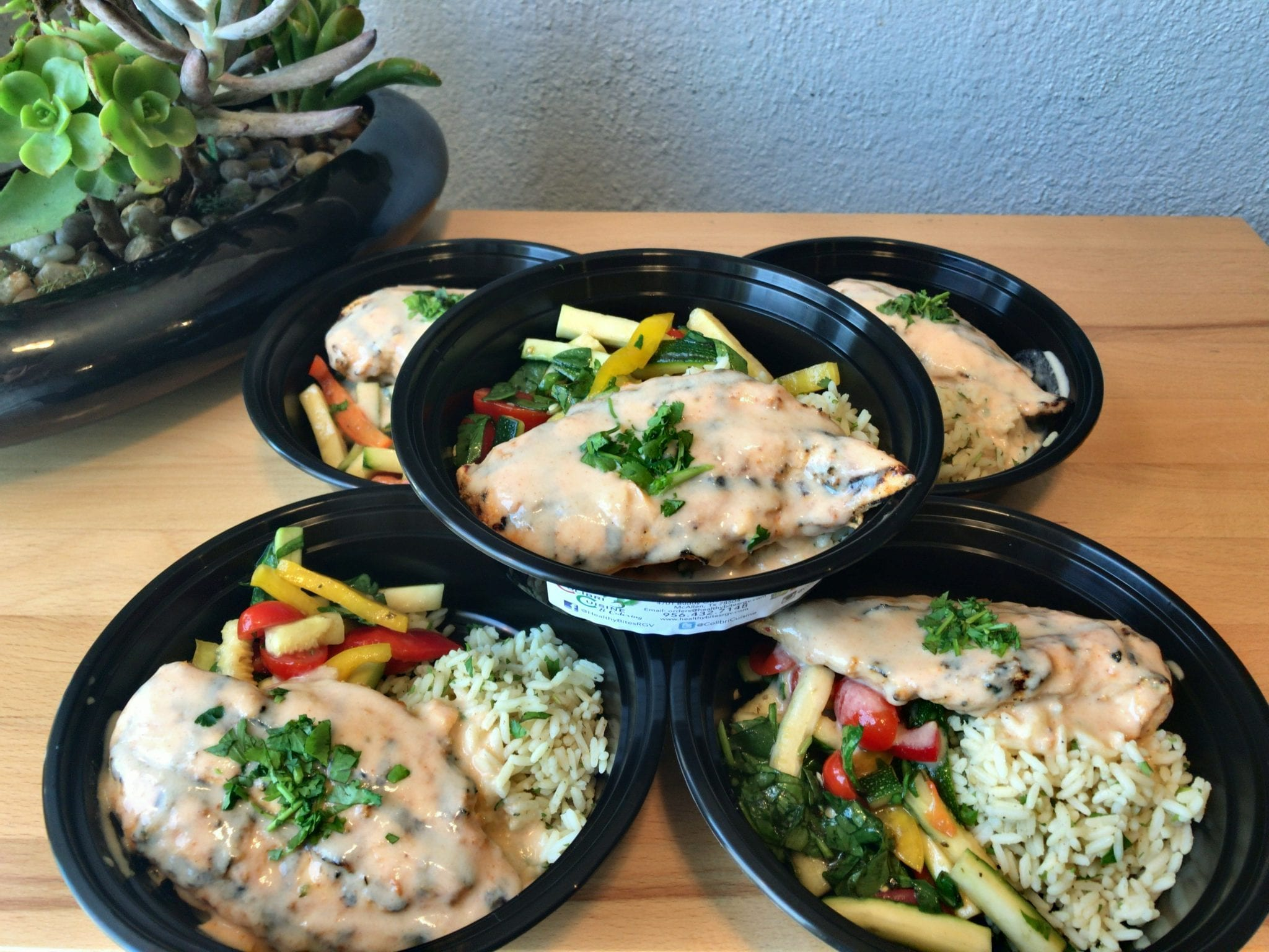 Healthy Bites by Colibri Cuisine - Custom Meal Planning